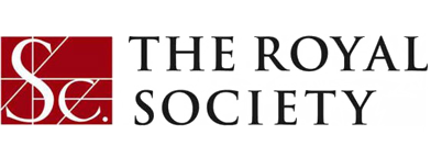 Link to Royal Society signup page