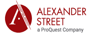 Link to Alexander Street Press signup page