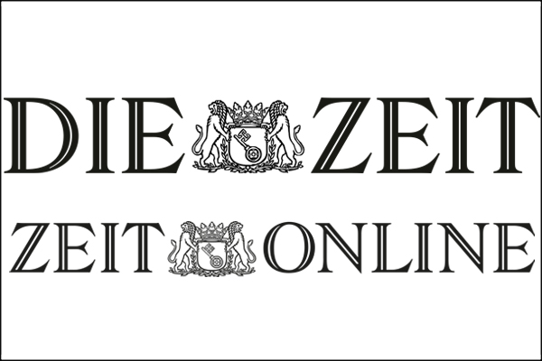 Link to Die Zeit signup page