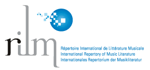 Link to Répertoire International de Littérature Musicale (RILM) signup page